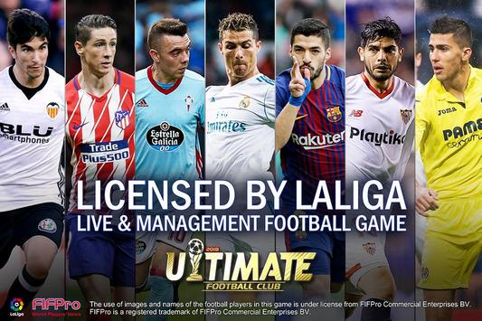 Ultimate Football Club screenshot 1