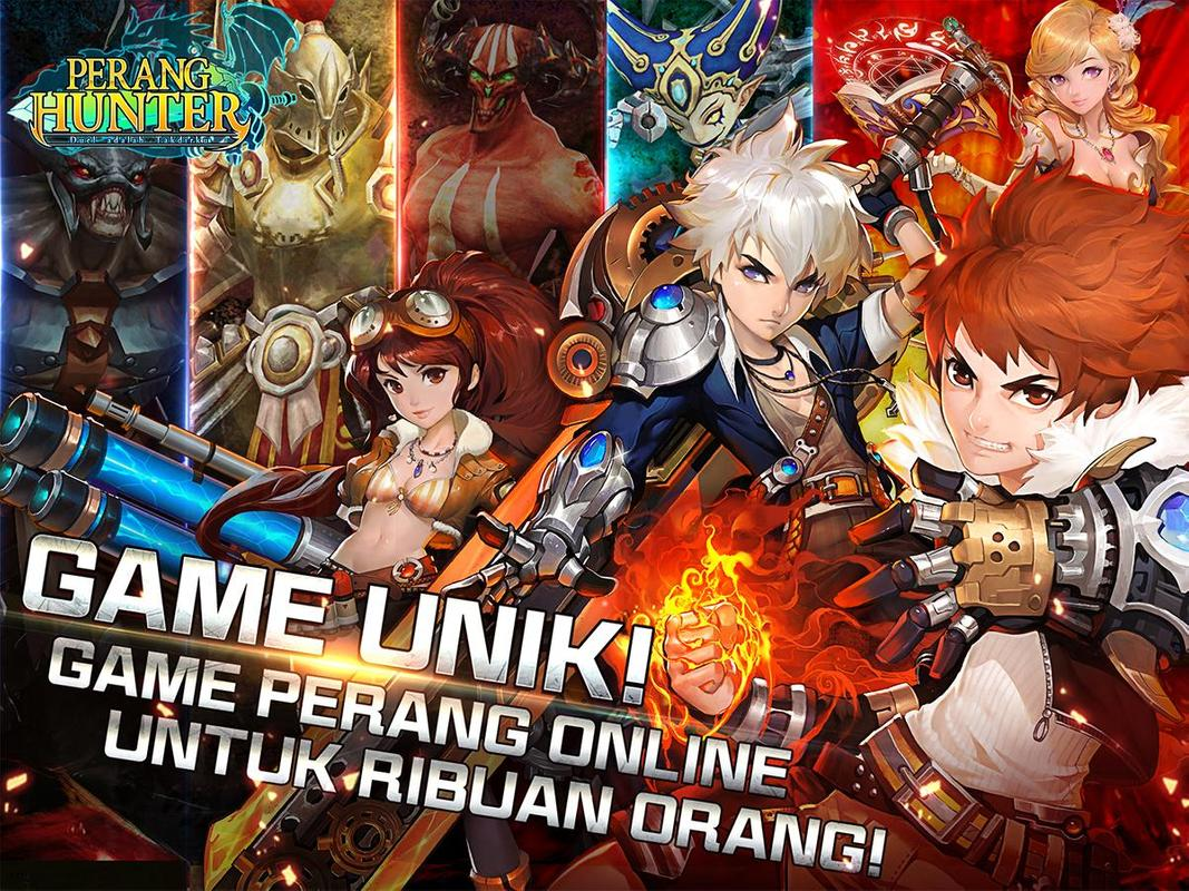 Perang Hunter Apk Screenshot