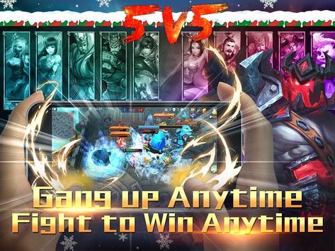 ... Legendary-5v5 MOBA game apk screenshot ...
