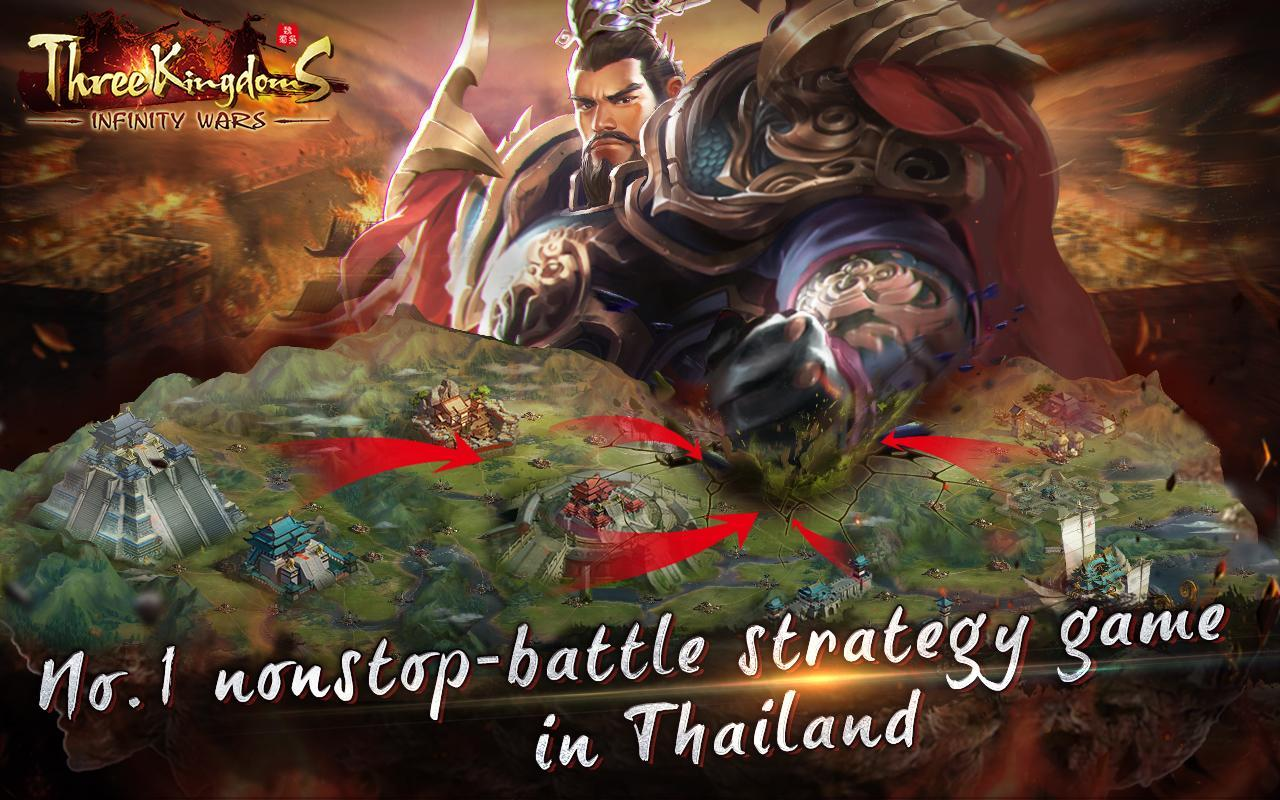 Three Kingdoms Infinity Wars For Android Apk Download
