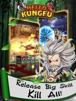 Hello!Kungfu apk screenshot