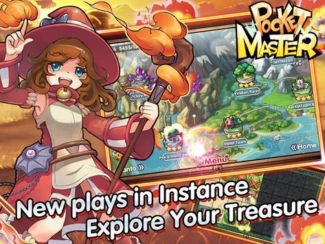 Pocket Master apk screenshot