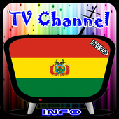 Info TV Channel Bolivia HD icon