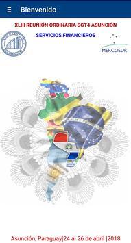 XLIII Reunión del SGT-4 poster