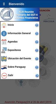 XLIII Reunión del SGT-4 screenshot 1