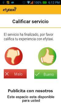 efytaxi para pasajeros screenshot 7