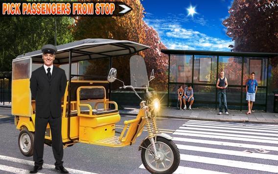Chingchi Auto Rickshaw Drive poster