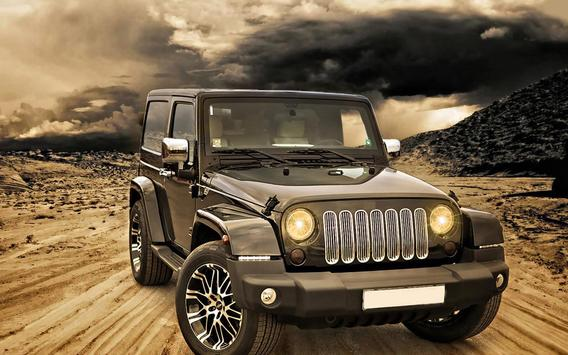 Off Road Jeep Hill Simulator poster