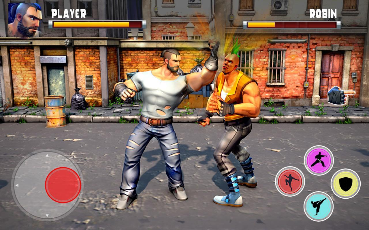 Real Kung Fu Extreme Boxeo Juegos De Lucha 2018 For Android Apk