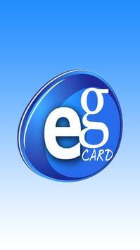 Eg Card poster