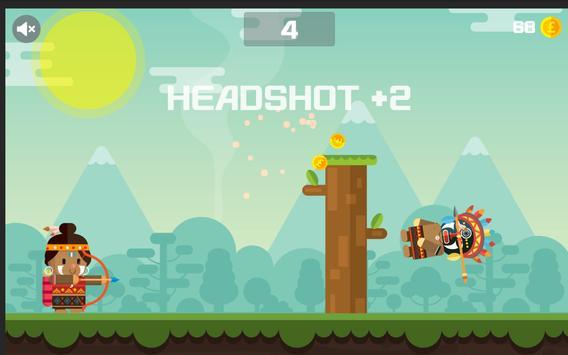 Headshot Archery apk screenshot