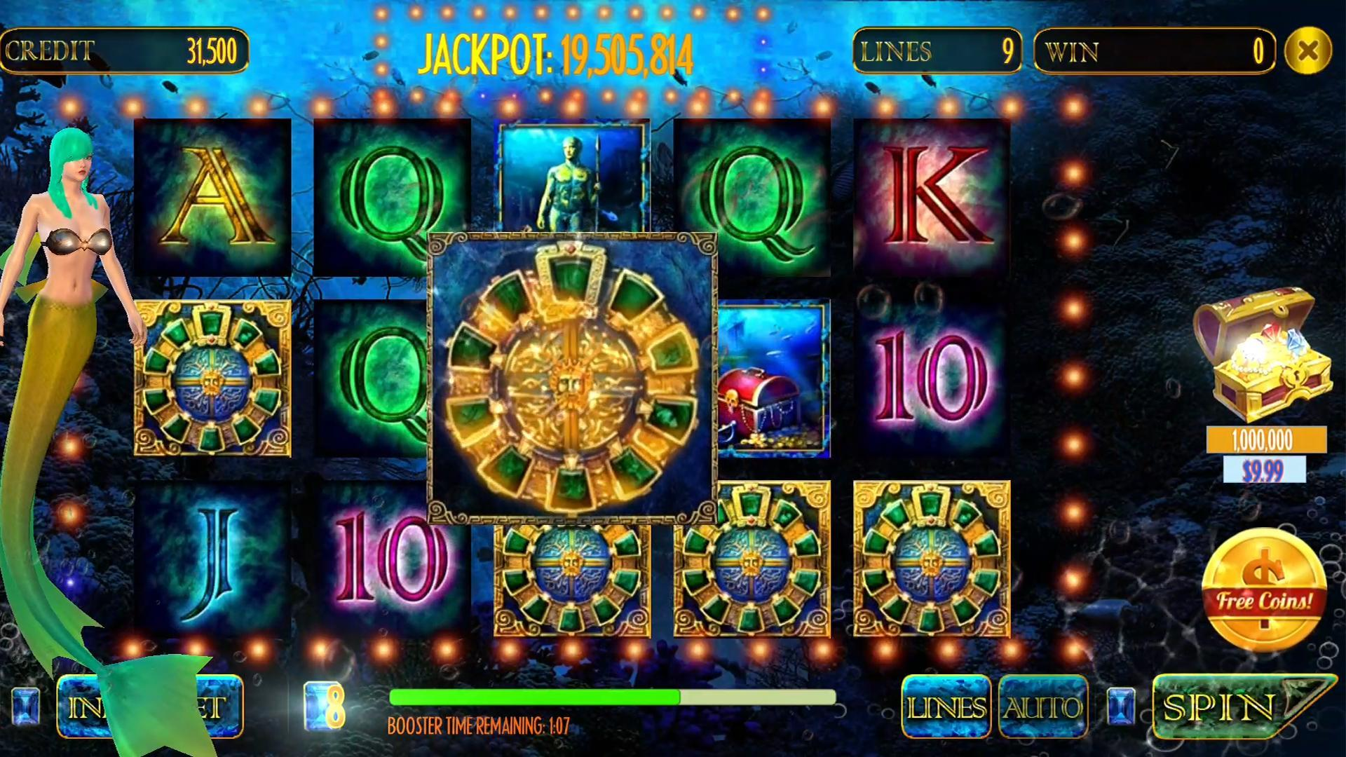Slots Deep Ocean Casino Online Free Slot Machines For Android