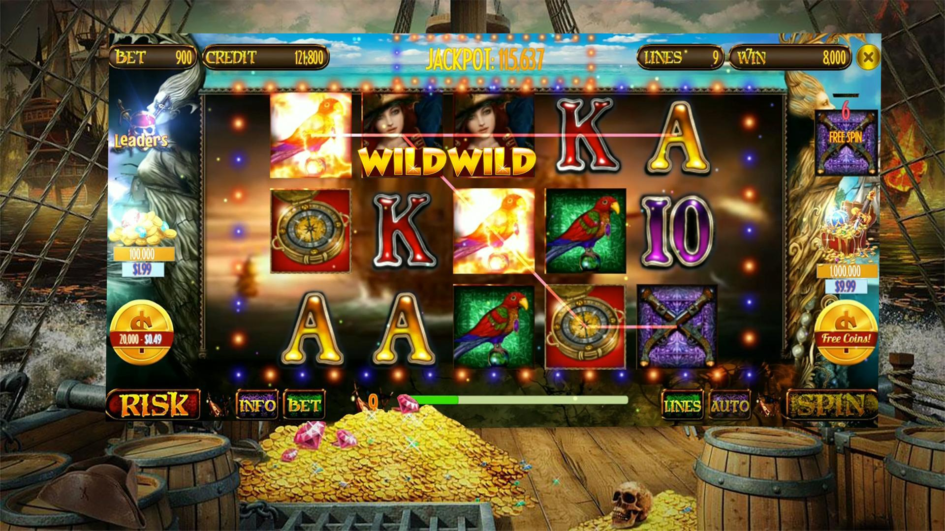 casino online free slot games