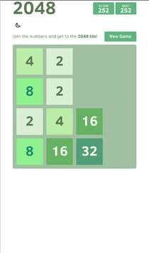 Puzzle 2048 Number screenshot 3