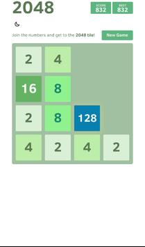 Puzzle 2048 Number screenshot 4