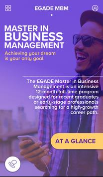 Master in Business Management captura de pantalla 7