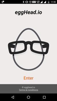 EggHead poster