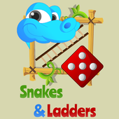 Snakes and ladders king - 2018 icon