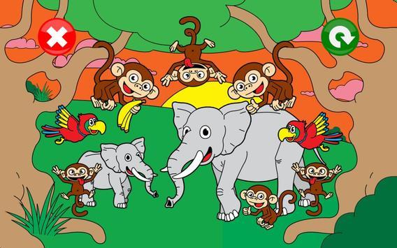 Jeux animaux pour les enfants capture d'écran 14