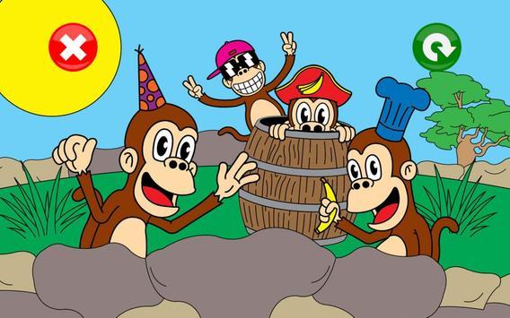 Jeux animaux pour les enfants capture d'écran 8