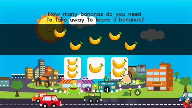 Hewan Tk Matematika Gratis screenshot 13