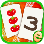 Number Games Match Game Free Games for Kids Math icon