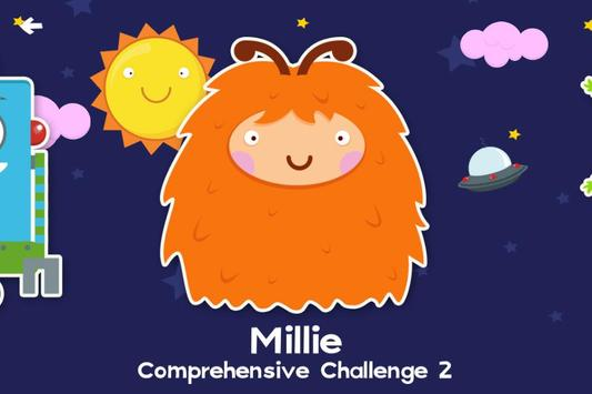 Animal Math Games for Kids poster