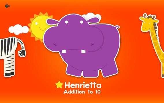 Animal Math Games for Kids apk screenshot