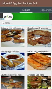 Egg Roll Recipes Full screenshot 1
