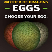 Mother Of Dragons Egg icon