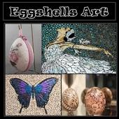 Egg crafts icon