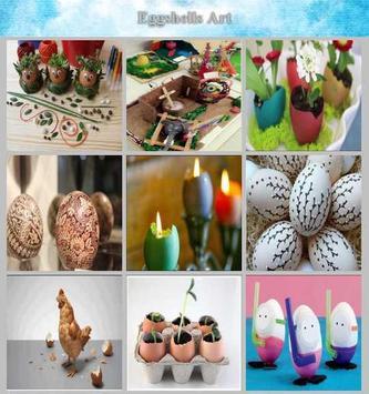 Egg crafts poster