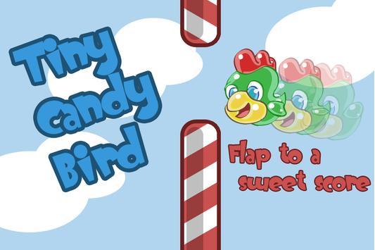 Tiny Candy Bird poster