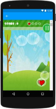Pop Bubble Games for Babies poster