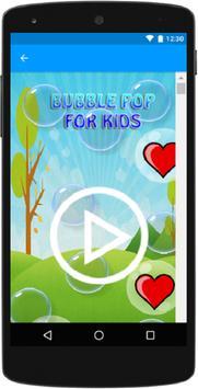 Pop Bubble Games for Babies screenshot 2