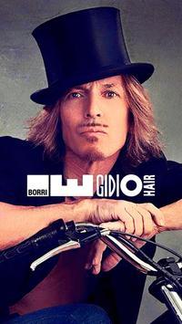 Egidio Borri Hairstylist poster