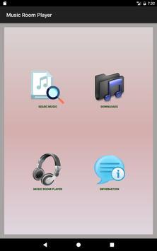 Music Room Player apk screenshot