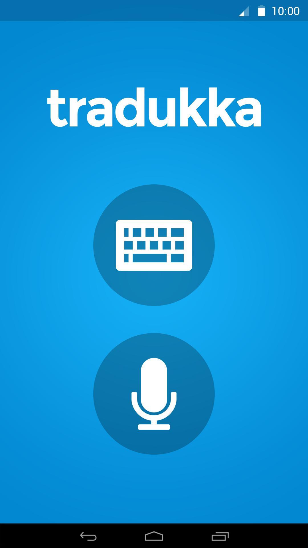 Tradukka For Android Apk Download The world's most popular spanish translation website. tradukka for android apk download