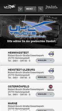 UHL-TRUCKS APP apk screenshot