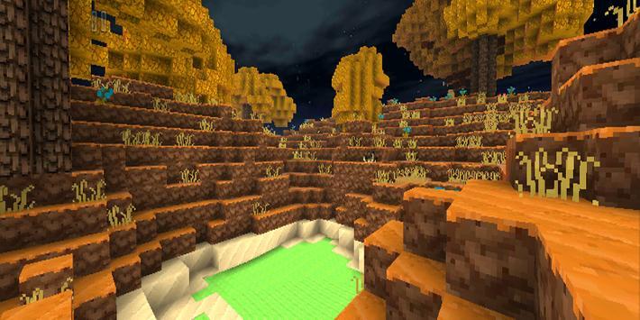 Pokecraft: Halloween apk screenshot