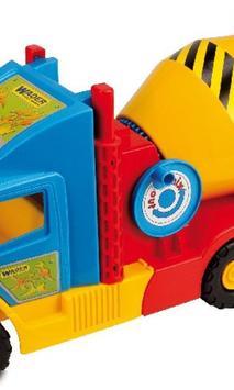 Concrete Mixer Truck Best Jigsaw Puzzles apk screenshot