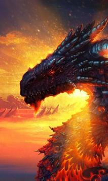 Dragon Mystical Jigsaw Puzzle poster