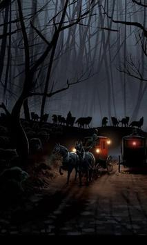 Gothic Mystical Jigsaw Puzzle screenshot 1
