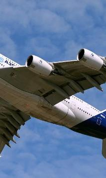 Jigsaw Puzzle Airbus Aircraft apk screenshot