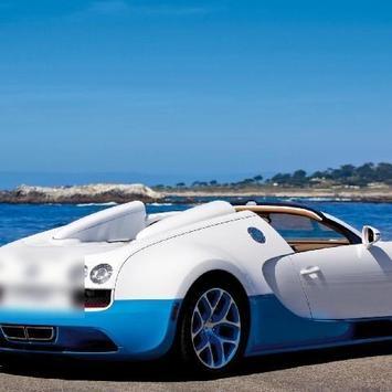 Jigsaw Puzzle Bugatti Veryon Cars screenshot 3