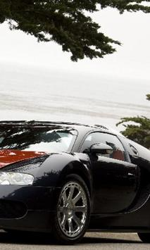 Jigsaw Puzzle Bugatti Veryon Cars poster