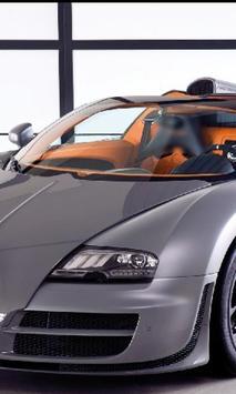 Jigsaw Puzzle Bugatti Veryon Cars screenshot 1