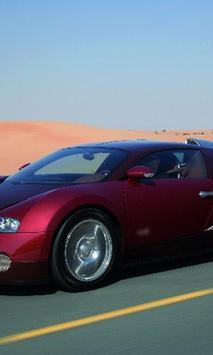 Jigsaw Puzzle Bugatti Veryon Cars screenshot 2