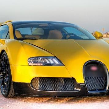 Jigsaw Puzzle Bugatti Veryon Cars screenshot 4