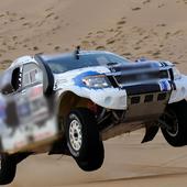 Jigsaw Puzzle Dakar Car Class icon